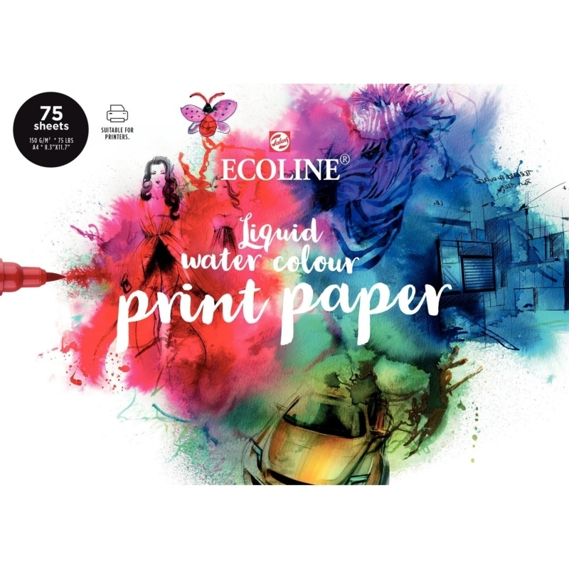 Ecoline Printer Paper 75 sheets
