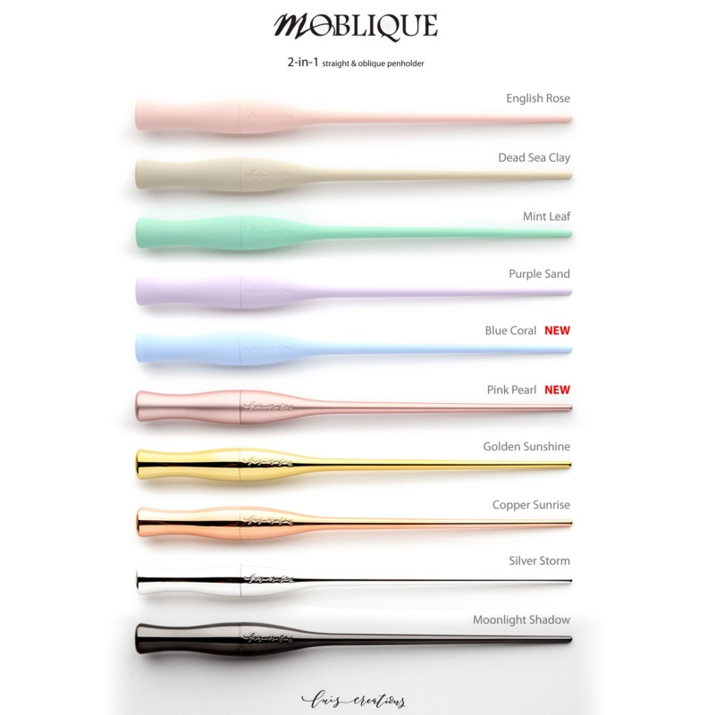 Moblique 2-in-1 penholder