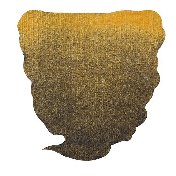 Van Gogh Watercolour Deep Gold 803 Swatch