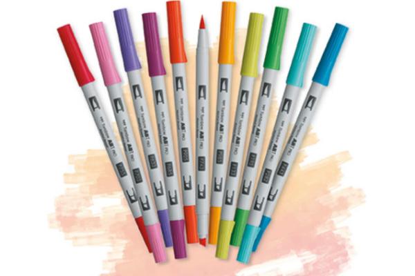 Tombow ABT Pro Dual Brush Pens
