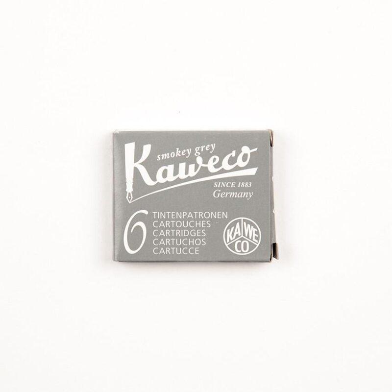Kaweco Ink Cartridges - Smokey Grey