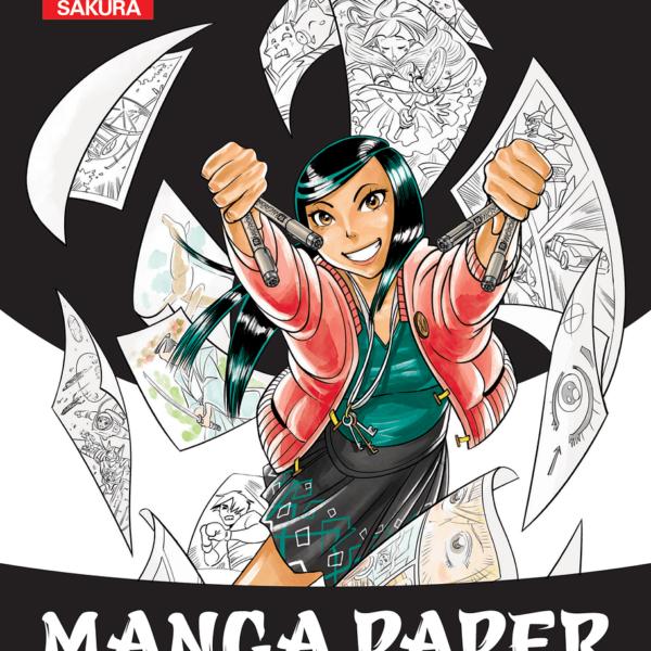 Manga Paper A5