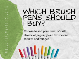 Which Brush Pens Should I Buy