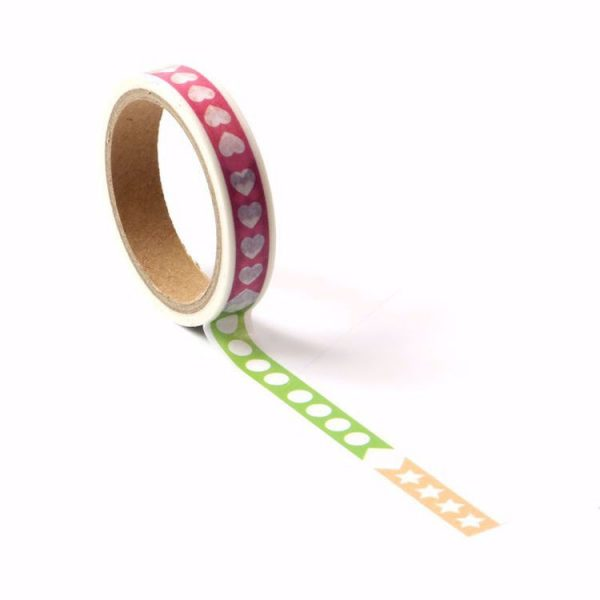 Tear Off To-Do List Washi Tape