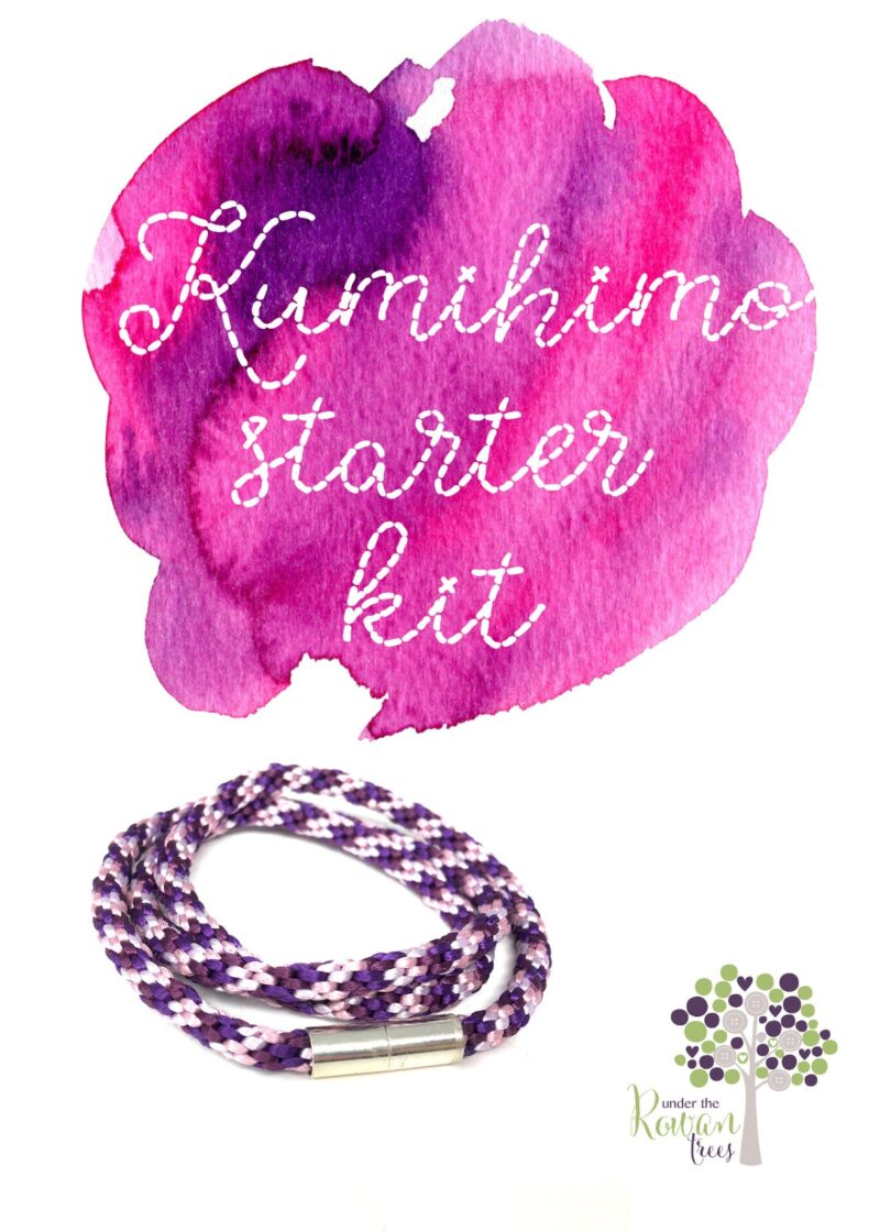 Kumihimo Starter Kit Box