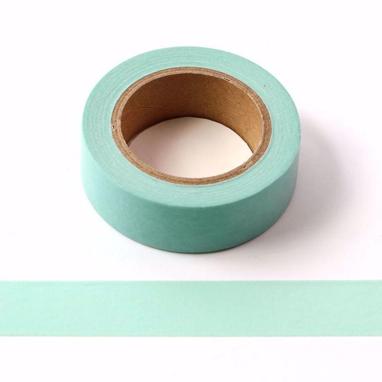 Mint Green Pastel Washi Tape