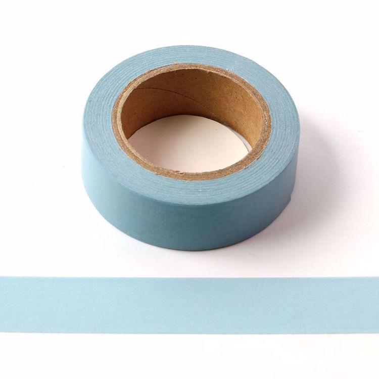 Blue Pastel Washi Tape