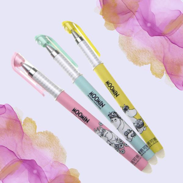 Moomin Erasable Gel Pen