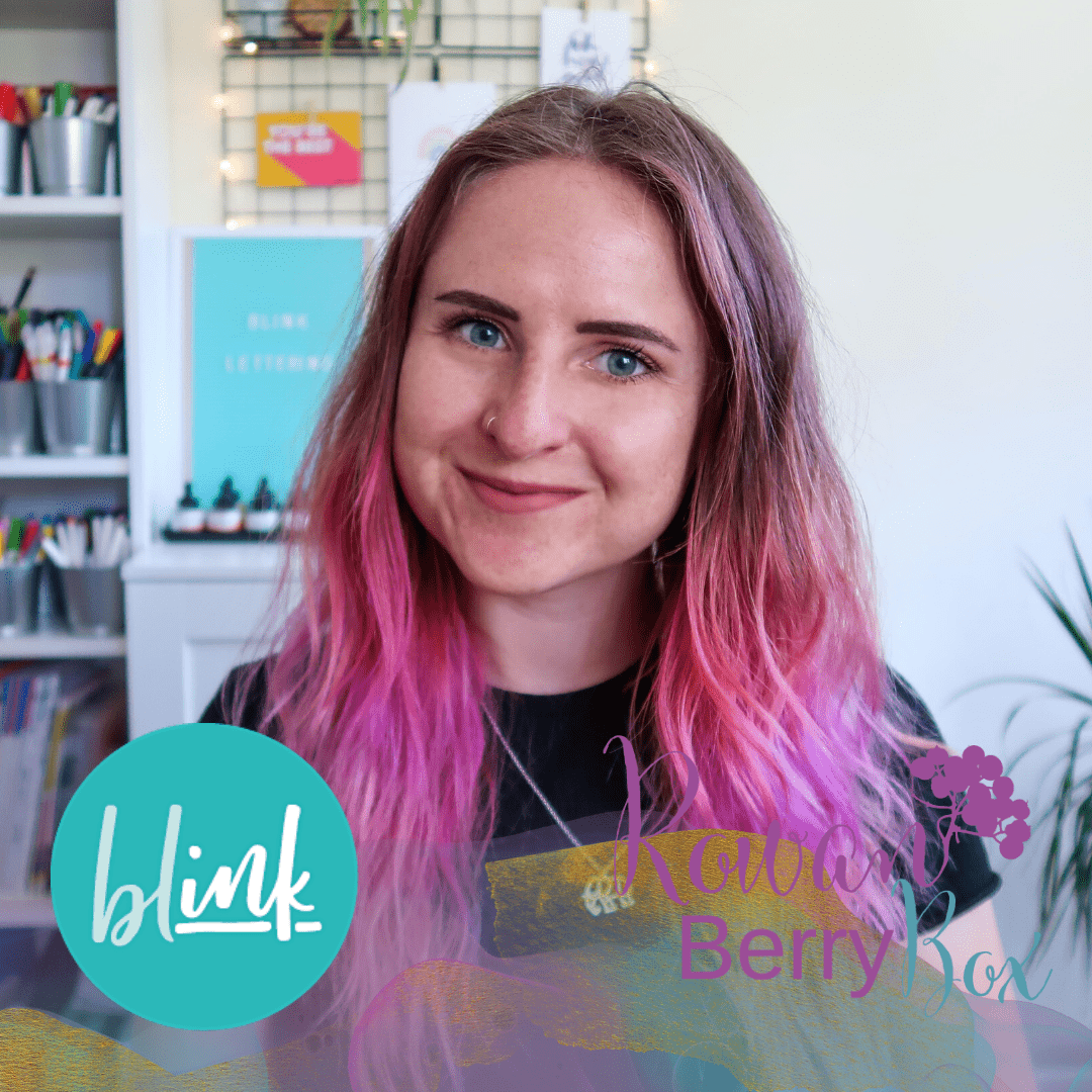 Milly from Blink Lettering