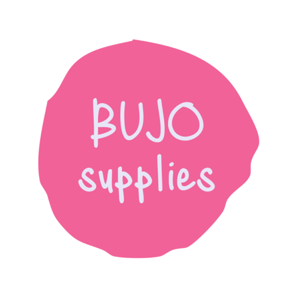 BUJO Supplies