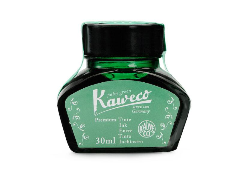 Kaweco Bottled Fountain Pen Ink - Palm Green