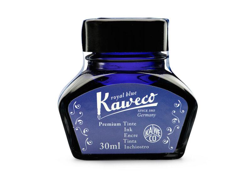 Kaweco Bottled Fountain Pen Ink - Royal Blue