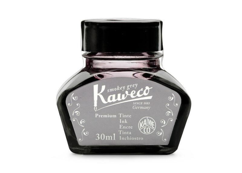 Kaweco Bottled Fountain Pen Ink - Smokey Grey