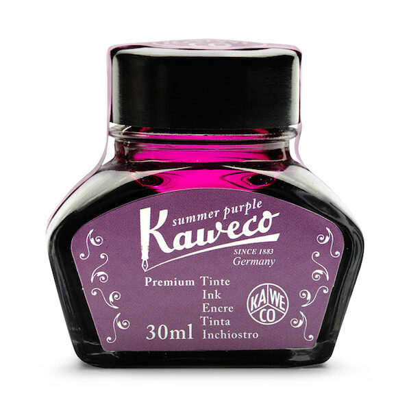 Kaweco Bottled Fountain Pen Ink - Summer Purple