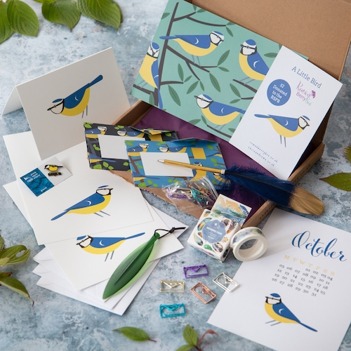 Little Bird Rowan Berry Box September 2020
