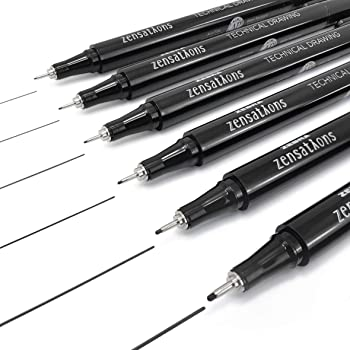 Zensations Technical Drawing Pens