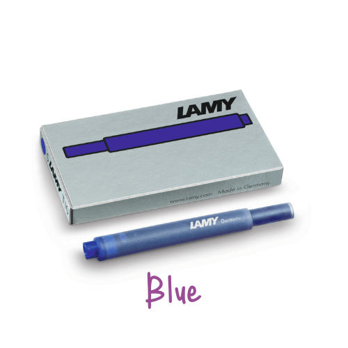 Lamy Ink Cartridges Blue