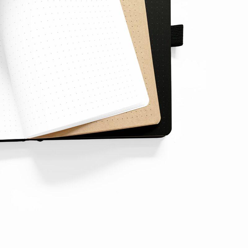 B5 Dot Grid Notepad