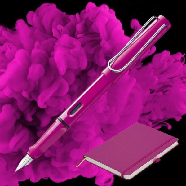 Lamy Pink Gift Set