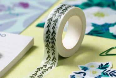 Leaf Washi Tape