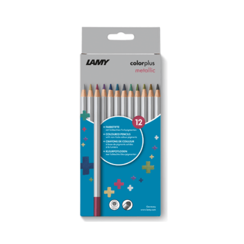 Lamy Colorplus Metallic Coloured Pencils