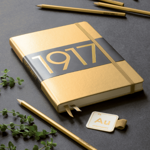 Leuchtturm 1917 Metallic Gift set