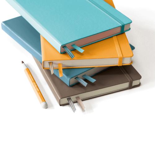 Rising Colours Hardcover Medium Notebook