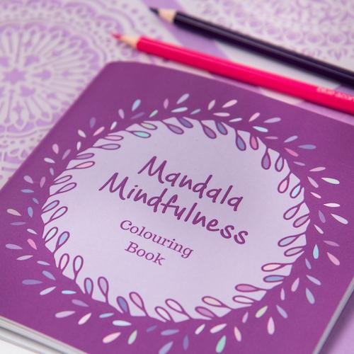 Mindful Mandala Rowan Berry Box