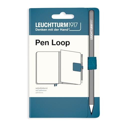 Rising Colours Pen Loop Stone Blue