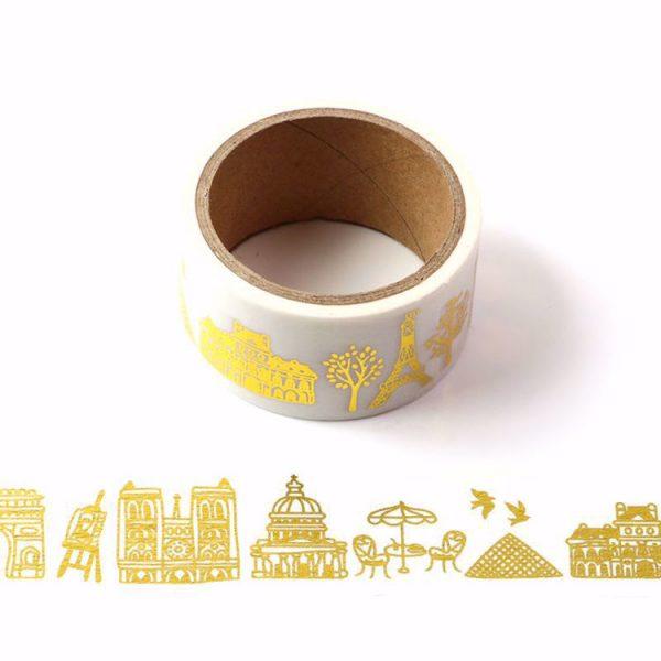 Paris Washi Tape