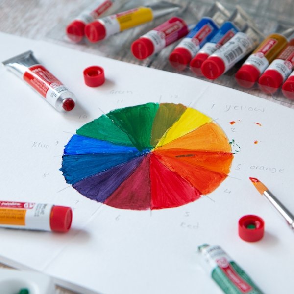 7 Top Tips For Acrylic Painting Beginners