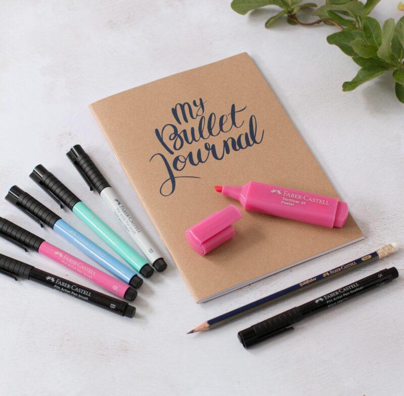 Faber-Castell Bullet Journal Starter Kit
