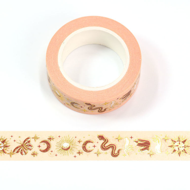 Tarot Washi Tape - Peach