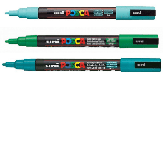 Posca Paint Pens 3M
