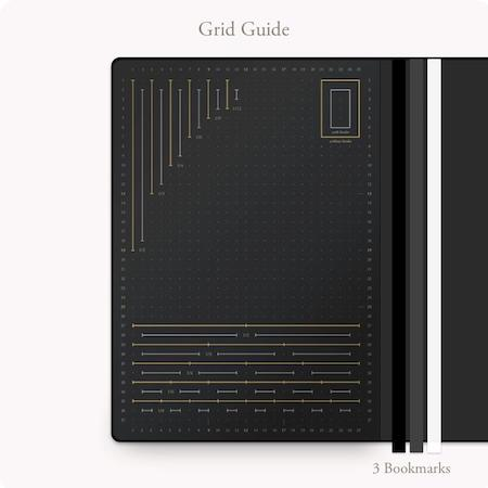 Bullet Journal Edition 2 Grid Guide