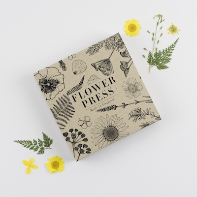 Flower Press - Packaging