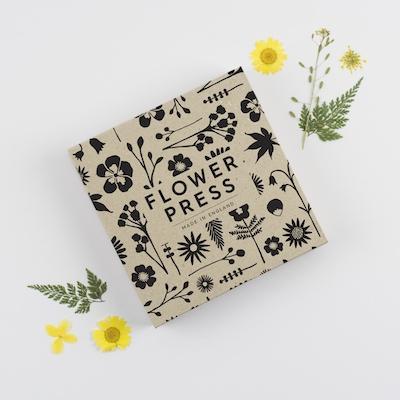 Flower Press - Silhouette Packaging