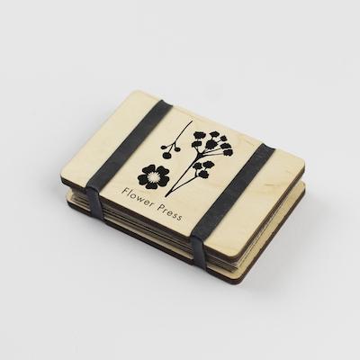 Pocket Flower Press - Silhouette - Stems