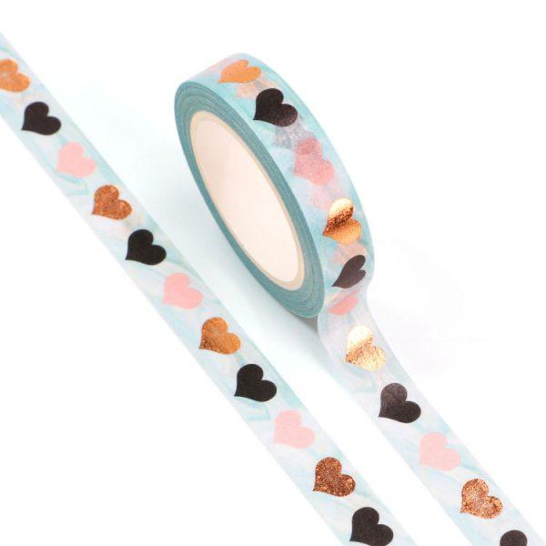 Heart Washi Tape 10mm
