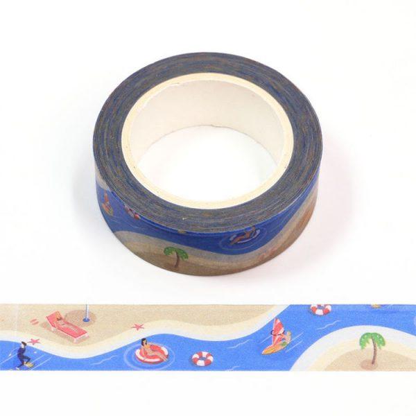 Beach Washi Tape