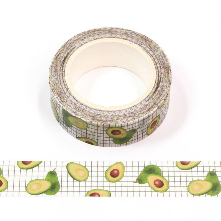 Avocado Washi Tape
