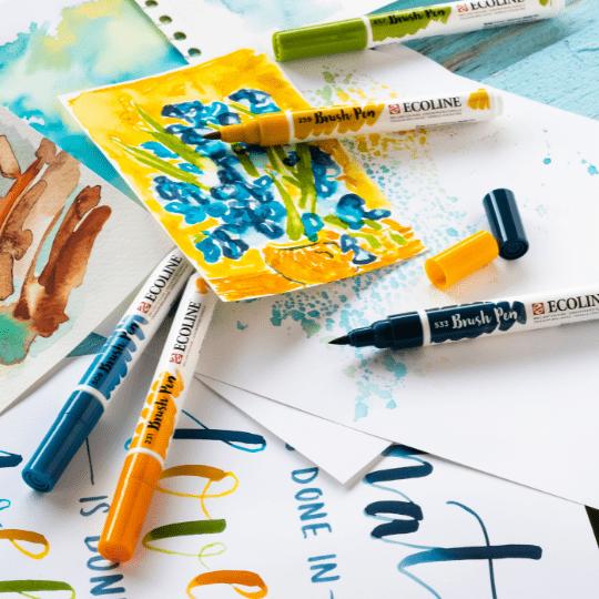 Ecolinex Van Gogh Museum Brush Pens