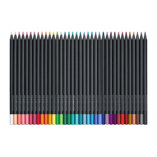 Black Edition Colour Pencils x 36