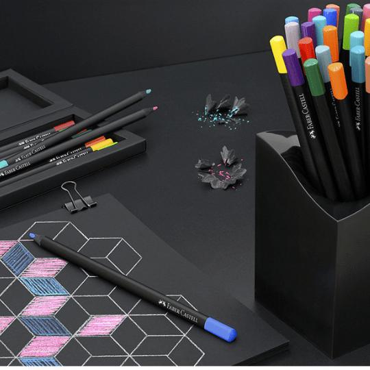 Black Edition Colour Pencils