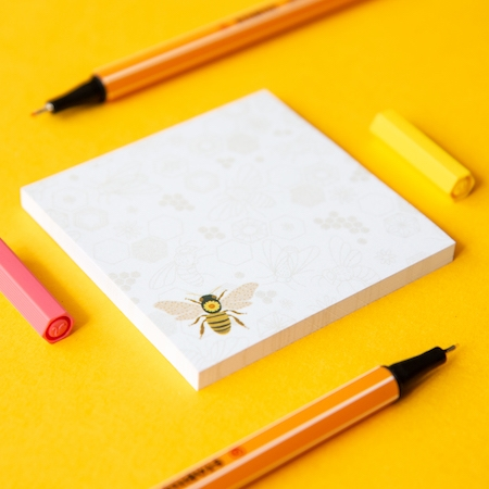 Bee Sticky Notes
