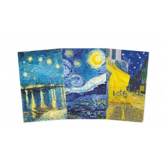 Van Gogh Mini Notebook Collection