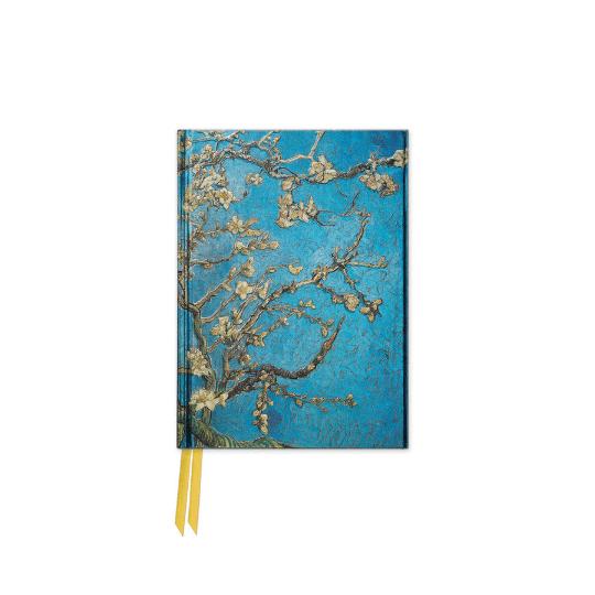 Van Gogh Almond Blossom Foiled Journal A5