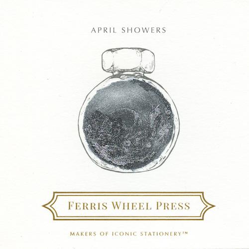 Ferris Wheel Press Ink - April Showers 38ml