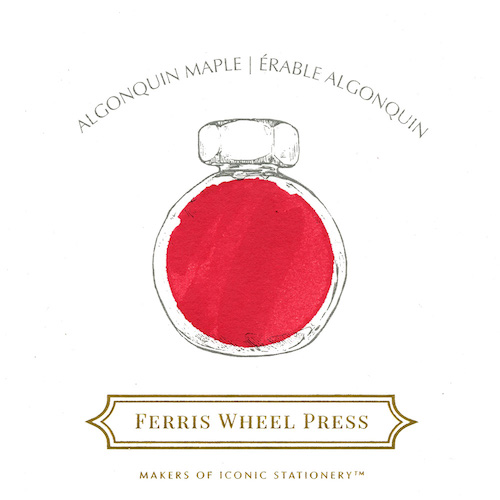 Ferris Wheel Press Ink Charger Set - Autumn in Ontario Collection