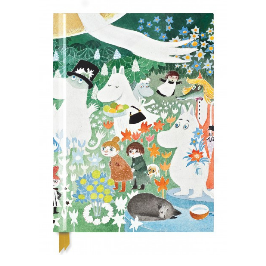 Moomin: Dangerous Journey A4 Sketchbook